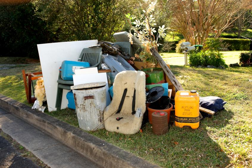 Kerbside collection service resumes » Camden Council