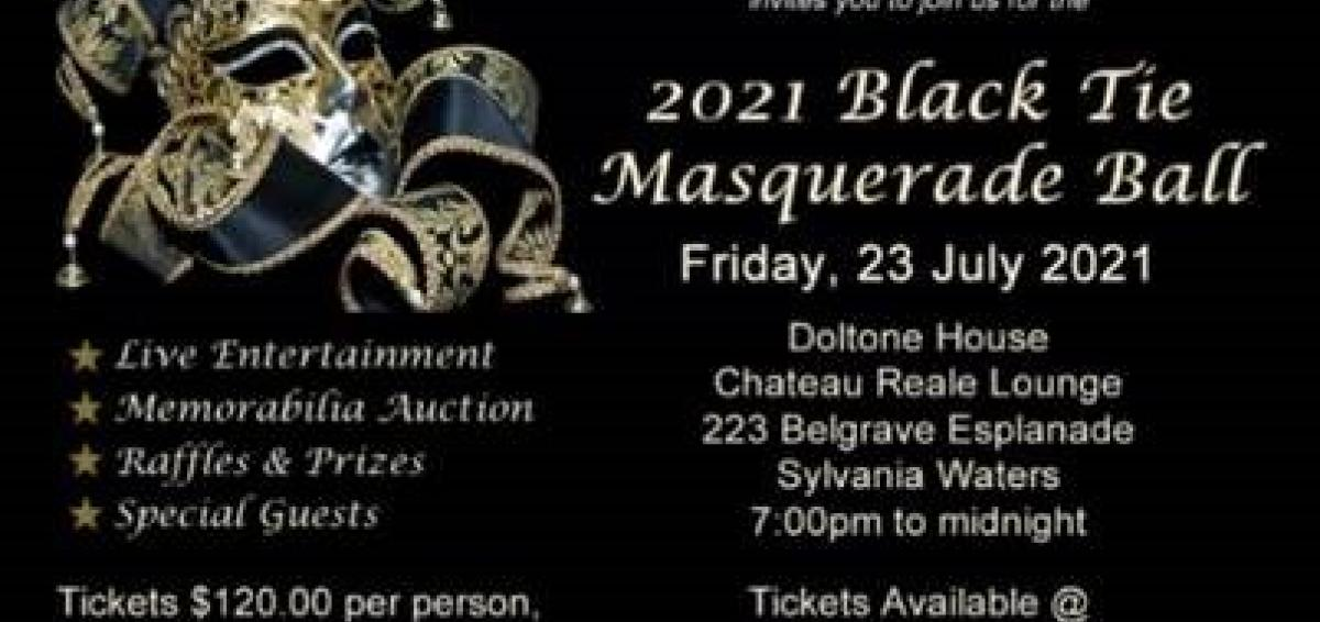 The Child Protection Foundation Black Tie Masquerade Ball