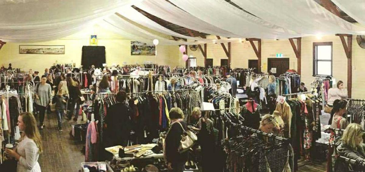 In Her Shoes- Pre- Loved Fashion Market