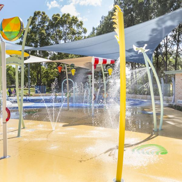 Water Play Space survey