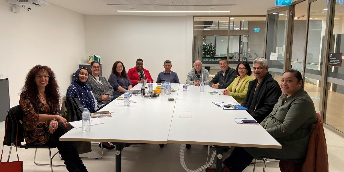 Cohesive Refugee Week planning meeting