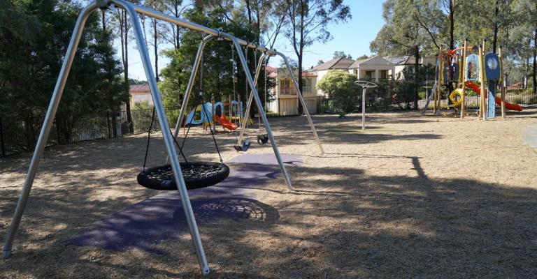 Charles Moore Reserve, Mount Annan