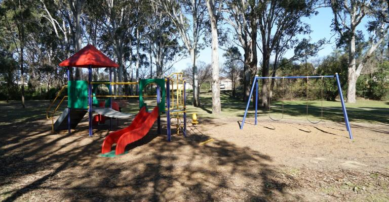 Fairwater Drive Playground, Harrington Park