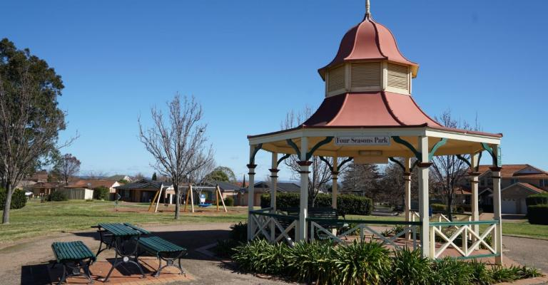Four Seasons Park Playground, Harrington Park