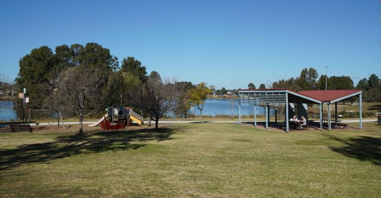 Royal George Drive Playground, Harrington Park