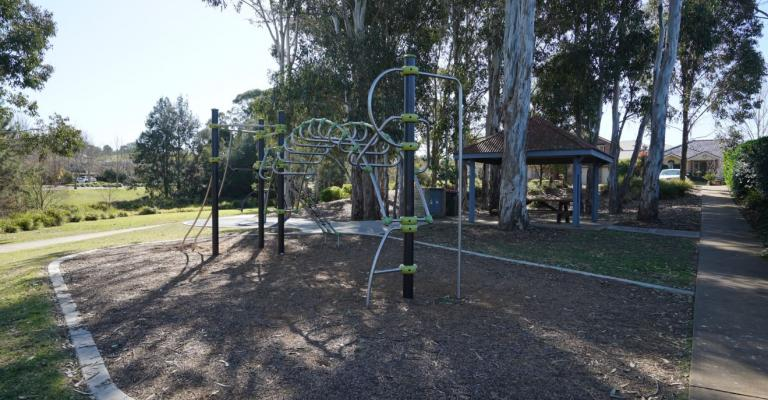 Campbell Reserve, Harrington Park