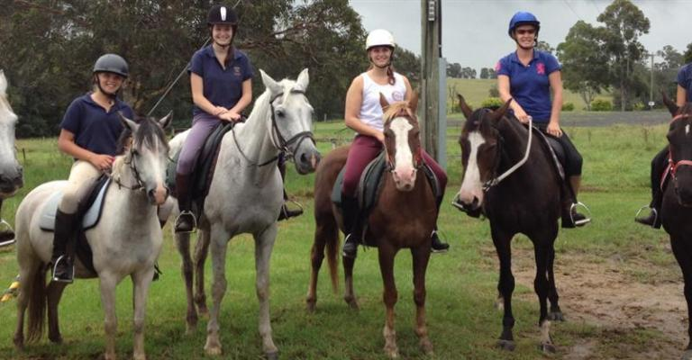 Sydney Horse Riding Centre Sporting
