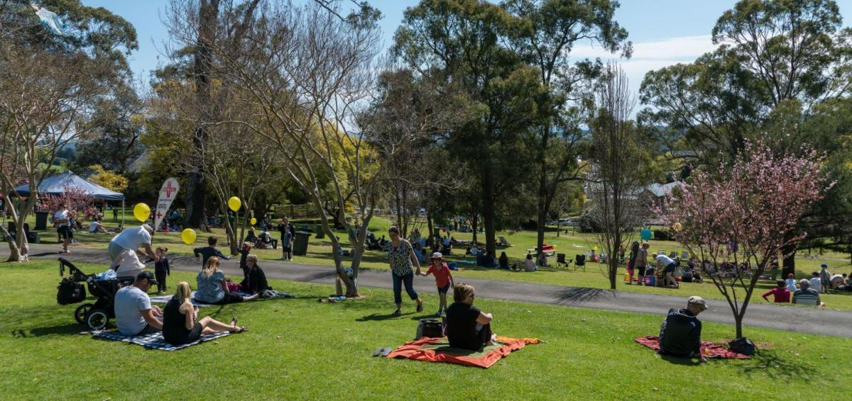 Picnic in the Park » Camden Council